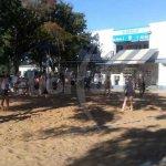 Gran beach voley en Trebolense