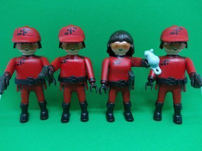 Playmobil customizados o personalizados