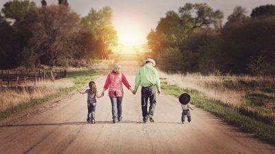 Objetivo: sobrevivir a la crianza en el núcleo familiar