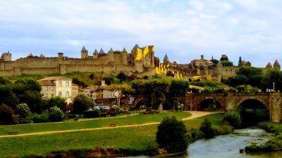 Carcassonne en familia: qué visitar con niños (parte I)