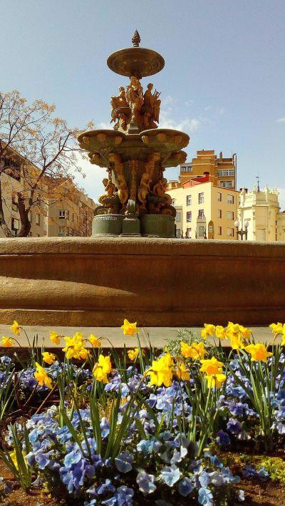 La Fuente de las Musas (Huesca)