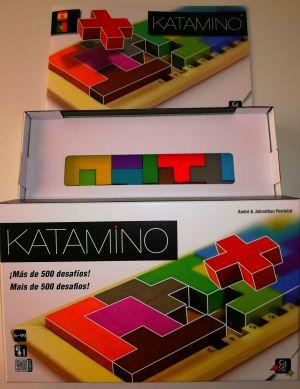 Katamino rompecabezas para niños