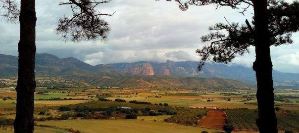 Salto de Roldán Huesca