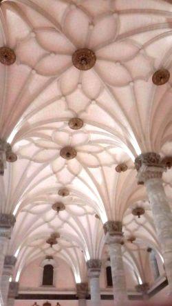 La Lonja de Zaragoza techo