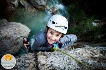Locura de Vida Huesca vías ferrata
