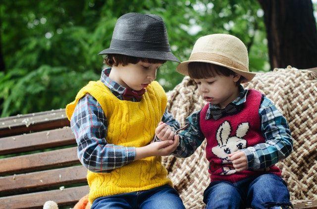 Ahorrar en ropa infantil y otros complementos