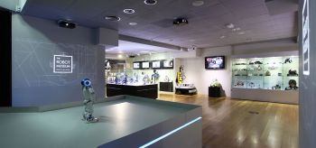 Museos de Madrid Robot