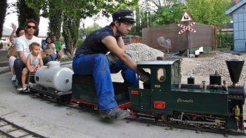 Museos en Madrid Ferrocarril