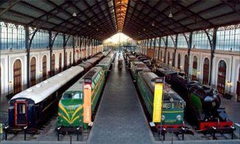 Museos en Madrid del Ferrocarril