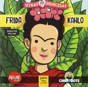 Frida Kahlo libro Día de la Mujer