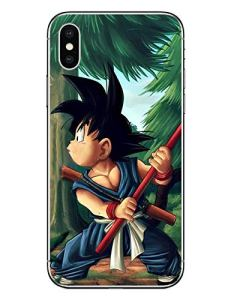 Funda móvil Iphone Son Goku