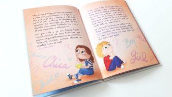 Mika y Lolo libro igualdad