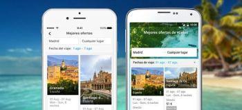 las apps más útiles para viajar Skyscanner