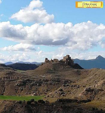 Castillo de Montearagón Huesca