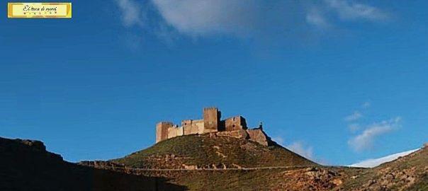 Castillo de Montearagón en Quicena Huesca