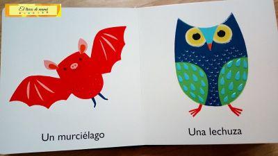 Mi primer libro de la noche literatura infantil