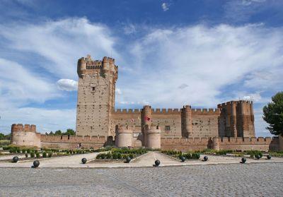 Valladolid castillos