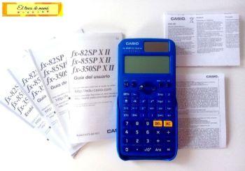 Material escolar la calculadora científica