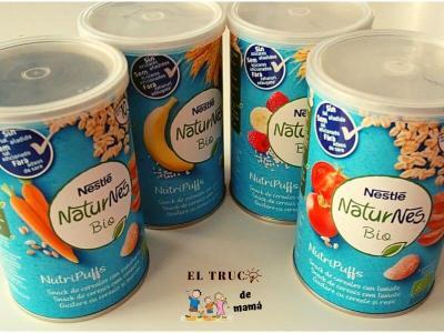 Nuevos NutriPuffs Naturnes Bio