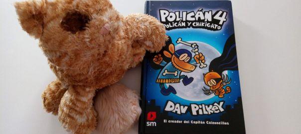 Policán 4 libro SM