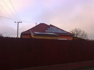 Kiskunfélegyháza, Móraváros, 2,5 kW-os napelemes rendszer bővítése