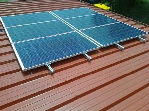 Nyárlőrinc - 1,5 kW-os napelemes rendszer -3