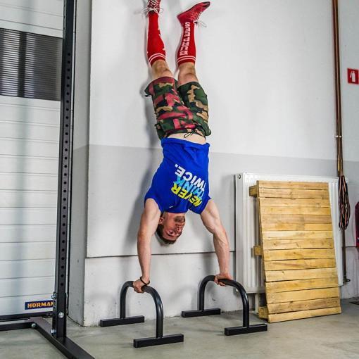 ELUIR Parallettes - Workout 1