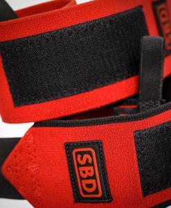 SBD Wrist Wraps - Detail 2