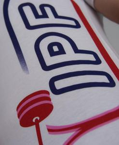 SBD IPF T-Shirt Detail 1