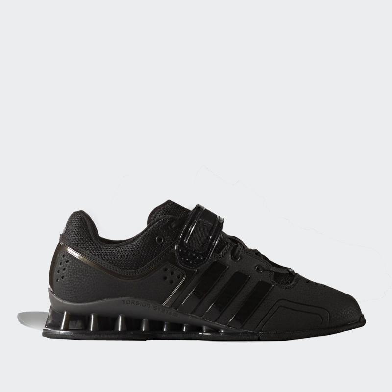 Adidas adiPower Weightlifting Shoes Black ELUIR Sko til  ELUIR cevlji za