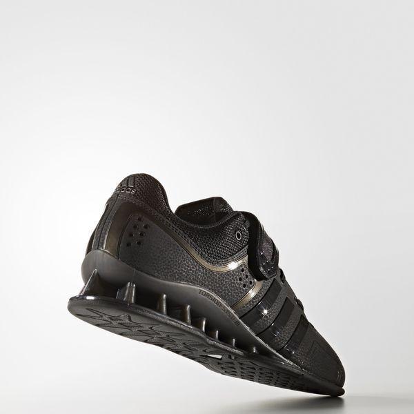 Adidas adiPower Weightlifting Shoes Black ELUIR Sko til  ELUIR cevlji