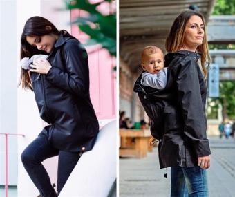 abrigo de porteo y embarazo numbat
