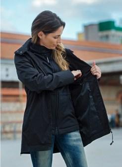 numbat el abrigo de porteo desmontable