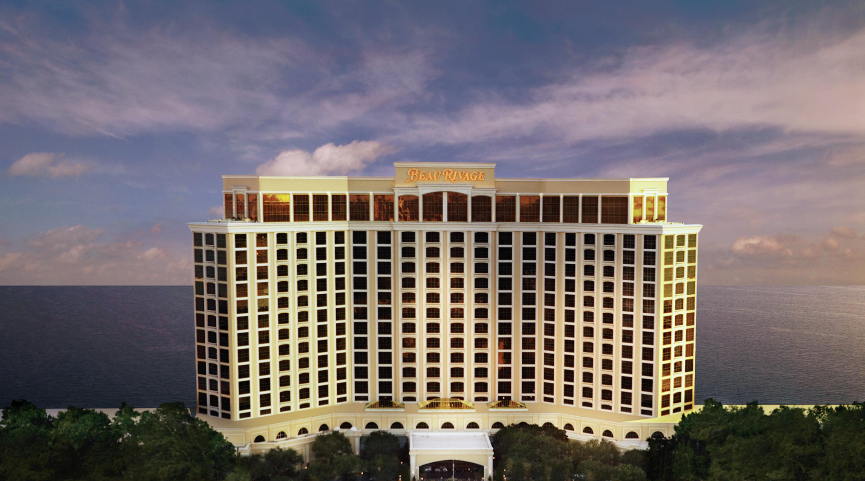 Beau Rivage Hotel in Biloxi