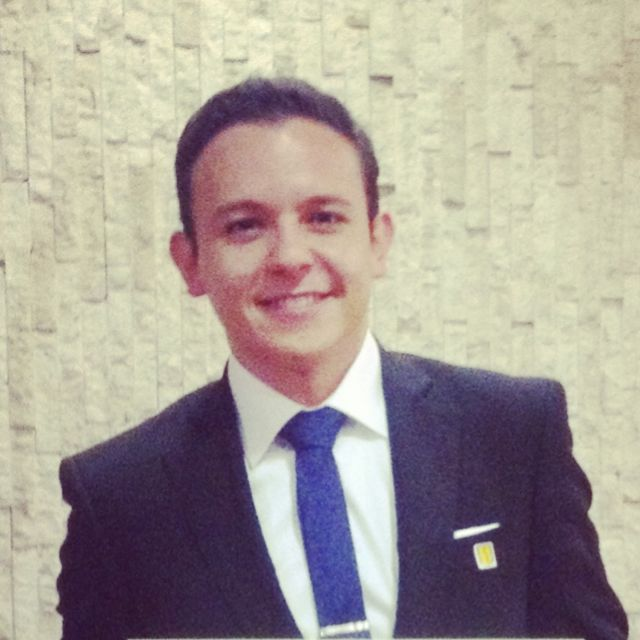 Camilo Solano, Gerente de mercadeo de Hewlett Packard