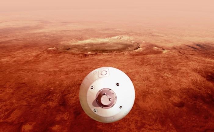 Rover Perseverance logra llegar a Marte en un exitoso aterrizaje