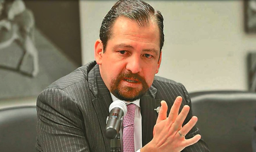 Convoca José Luis Vargas a magistrados del TEPJF a reunión privada