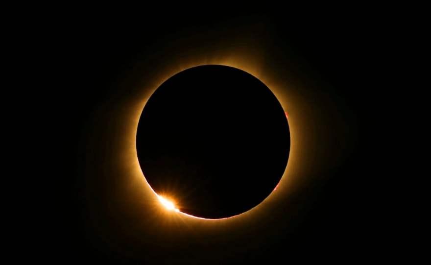 Resultado de imagen para Eclipse solar anular