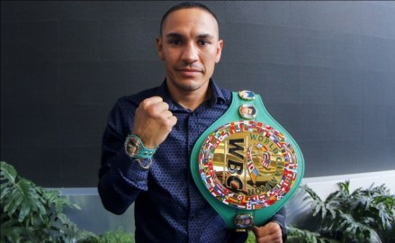 Gallo Estrada quiere pelea con Chocolatito para unificar títulos