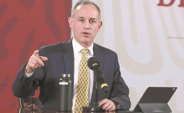 PAN pide a OMS reconsiderar postulación de López-Gatell para grupo ...