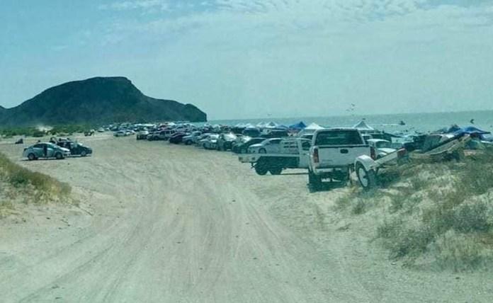 Por incremento en contagios, cerrarán otra vez playas de La Paz