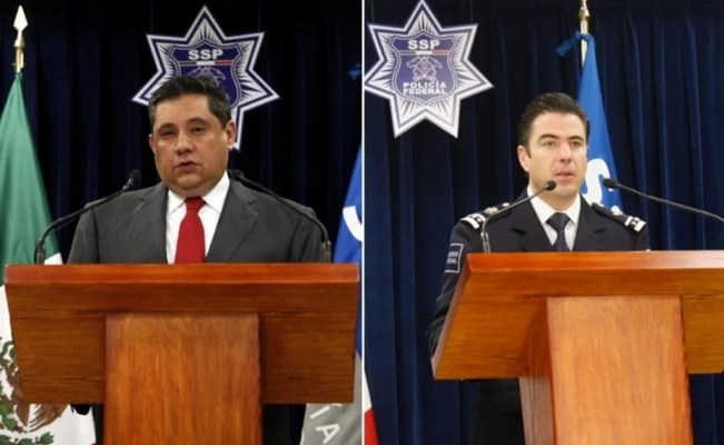 Former Mexican anti-drug officials Luis Cárdenas Palomino and Ramón Pequeño García indicted in NY for cartel connections
