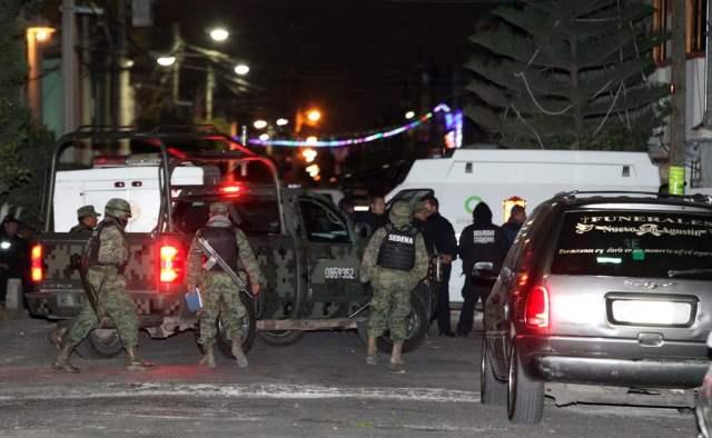 Ecatepec, foco rojo en Estado de México