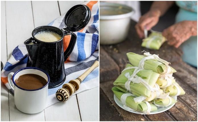 5 recetas de tamales y atole para hacer en casa