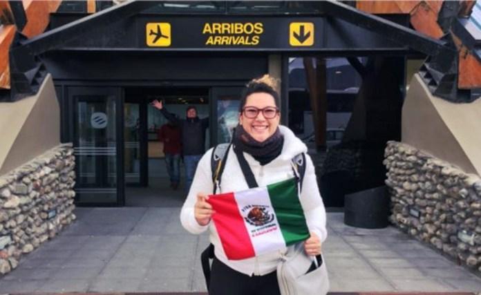 Mexicana viajará a la Antártida para combatir al cambio climático