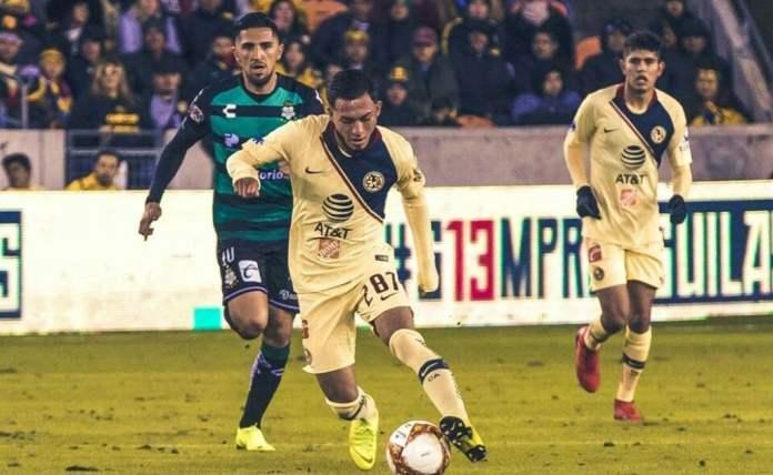 América y Santos empatan en juego amistoso previo al CL2019