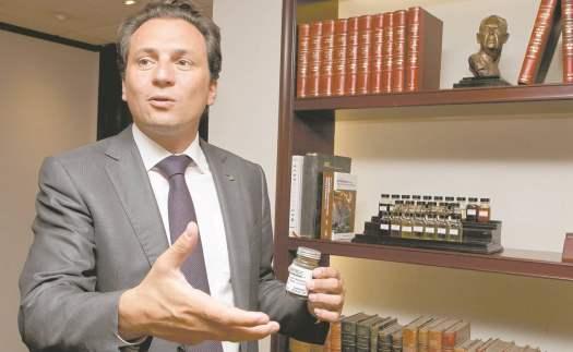 El exdirector de Petróleos Mexicanos (Pemex), Emilio Lozoya