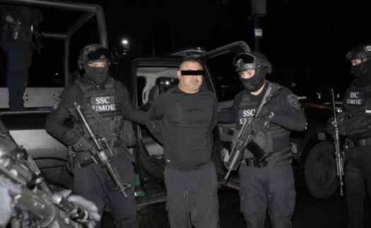 """UIF bloquea cuentas de """"El Carmona"""", agente de la FGJ-CDMX detenido"""