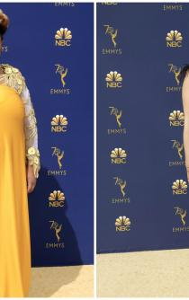 They were the worst dressed of the Emmy awards 2018
