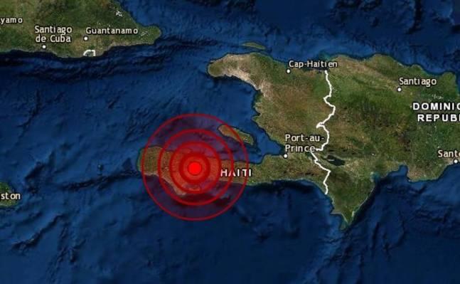 Muertos y graves daños a infraestructura en Haití tras terremoto de  magnitud 7,2 | Internacional | Noticias | El Universo